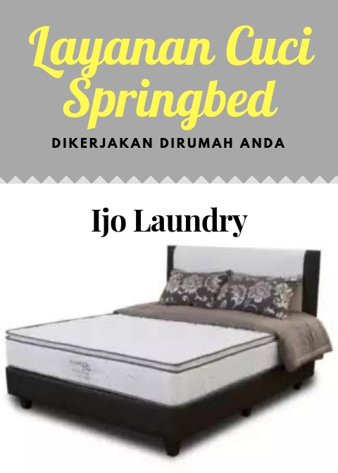Tips Perawatan Spring Bed dengan Benar