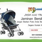5 Tips Membersihkan Stroller Bayi